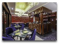 отель Golden Palace Boutique Hotel: Ресторан Grape & Co