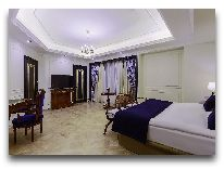 отель Golden Palace Boutique Hotel: Номер Junior Suite