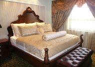 отель Golden Palas Hotel Yerevan: Спальня номера Presidential Suite