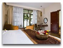 отель Swiss-Belhotel Golden Sand Resort & Spa: Beach front suite room