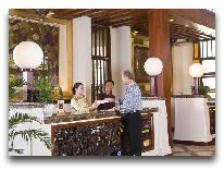 отель Swiss-Belhotel Golden Sand Resort & Spa: Reception