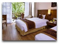 отель Swiss-Belhotel Golden Sand Resort & Spa: Superior garden view room