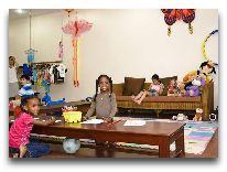 отель Swiss-Belhotel Golden Sand Resort & Spa: Детская комната