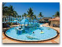отель Swiss-Belhotel Golden Sand Resort & Spa: Детский бассейн