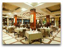 отель Swiss-Belhotel Golden Sand Resort & Spa: Ресторан