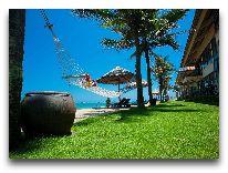 отель Swiss-Belhotel Golden Sand Resort & Spa: Территория отеля