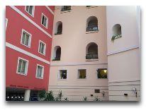 отель Grand Hotel Yerevan: Холл отеля