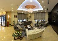 отель Golden Tulip Bishkek: Lobby-Area