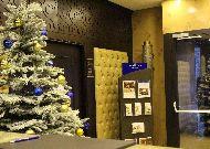 отель Golden Tulip Bishkek: Reception_lobby