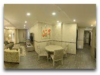 отель Golden Tulip Bishkek: Jinior-Suit_люкс_гостиная