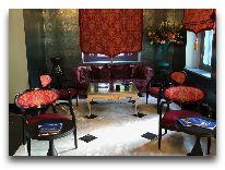 отель Golden Tulip Borjomi Palace: Холл отеля