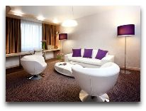 отель Golden Tulip Warsaw Centre: Номер Executive SUITE
