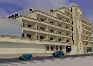 отель Gorgud Plaza Hotel