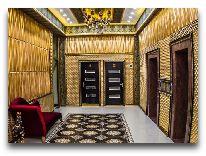 отель Gorgud Plaza Hotel: Коридор отеля