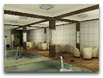 отель Gorgud Plaza Hotel: Фитнес зал