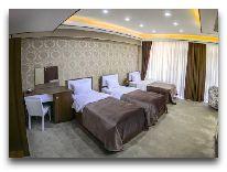 отель Gorgud Plaza Hotel: Трехместный номер
