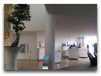 отель Gothia Towers: Ресепшен отеля