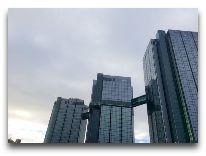 отель Gothia Towers: Фасад отеля