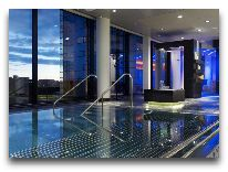 отель Gothia Towers: Бассейн закрытый
