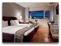 отель Gothia Towers: Номер standard
