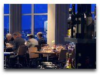отель Gothia Towers: Ресторан Heaven