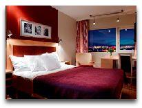 отель Gothia Towers: Стандарный номер с queensize