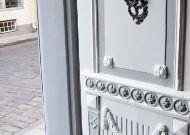 отель Gotthard Residence: Вход в отель