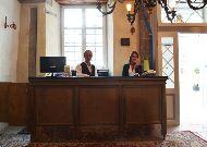отель Gotthard Residence: Ресепшен