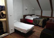 отель Gotthard Residence: Двухместный номер Standard № 411 с доп кроватью