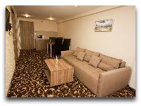 санаторий Gradiali: Апартаменты гостиная