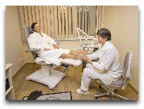 санаторий Gradiali: Массаж ступней