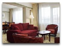отель Meriton Grand Hotel Tallinn: Президентский номер