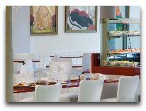 отель Meriton Grand Hotel Tallinn: Кафе Mademoiselle