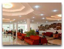 отель Grand Bukhara: Лобби