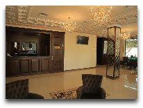 отель Grand Capital: Ресепшен