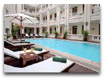 отель Grand Hotel: Бассейн