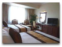 отель Grand Hotel: Номер Junior Deluxe Twin