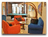 отель Grand Hotel Europe Baku: Бильярдная