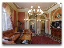 отель Grand Hotel: Reception
