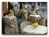 отель Grand Hotel: Летнее кафе