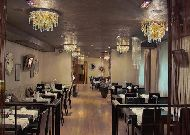 отель Grand Hotel Tien Shan: Ресторан