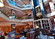 отель Grand Hotel Tien Shan: Лобби-кафе