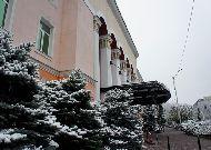 отель Grand Hotel Tien Shan: Фасад