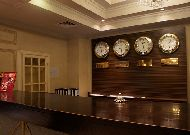 отель Grand Hotel Tien Shan: Ресепшен