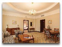 отель Grand Hotel Tien Shan: Номер Luxe