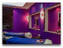 отель Grand Hotel Tien Shan: Спа