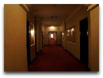 отель Grand Hotel Tien Shan: Коридор