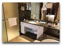 отель Grand Hotel Kempinski Riga: Номер Deluxe