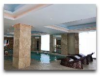 отель Grand Hotel Kempinski Riga: Спа отеля