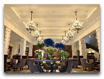 отель Grand Hotel Kempinski Riga: Лобби